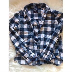 Lightweight Button Up Flannel